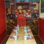 Nische 1 - Feuerwehrmann Sam