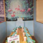 Nische 12 - Flamingo